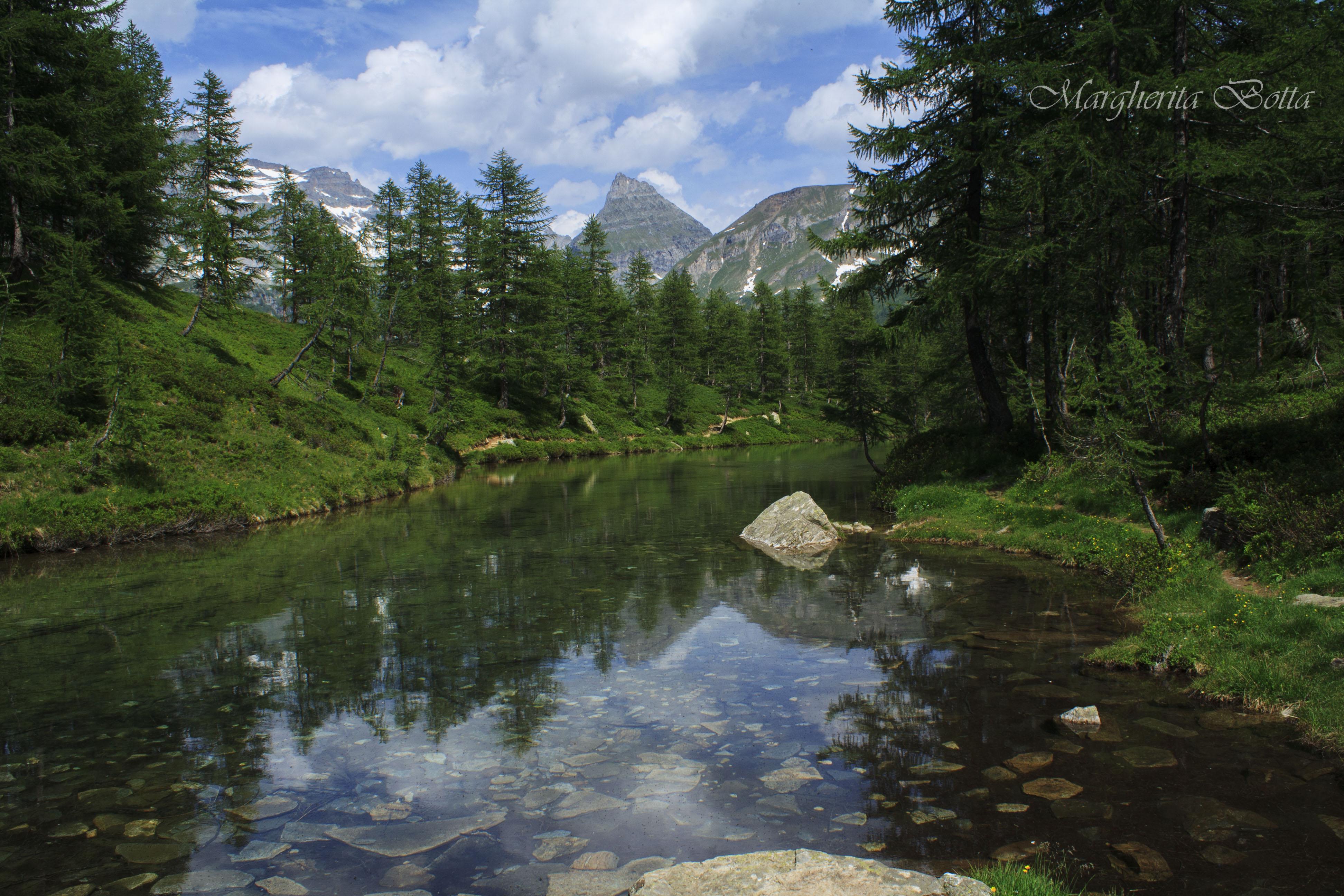 lago alpe Veglia