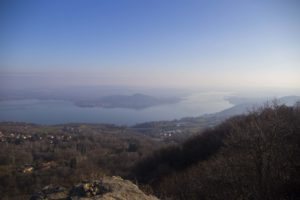 Lago Maggiore dal Sasso del Pizzo
