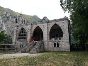 eremo di San Leonardo