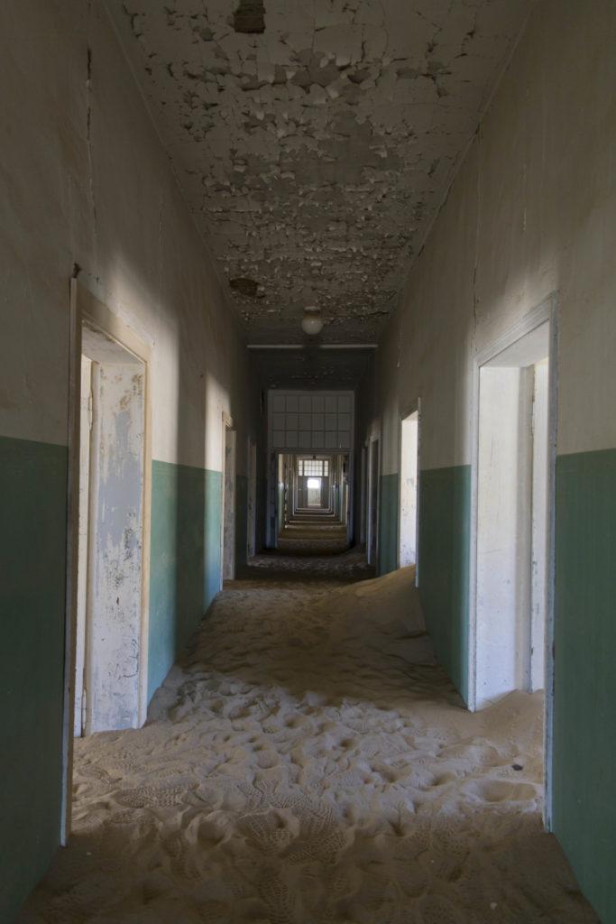ospedale di Kolmanskop