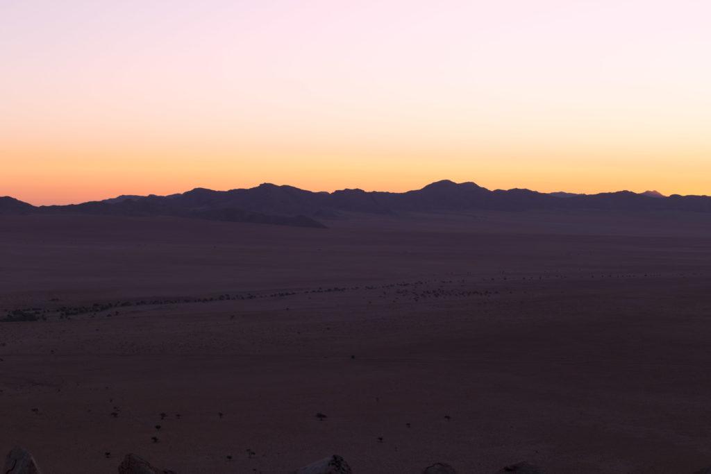 deserto roccioso