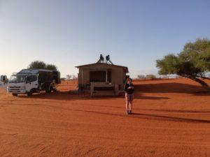 bagatelle camping ragazza