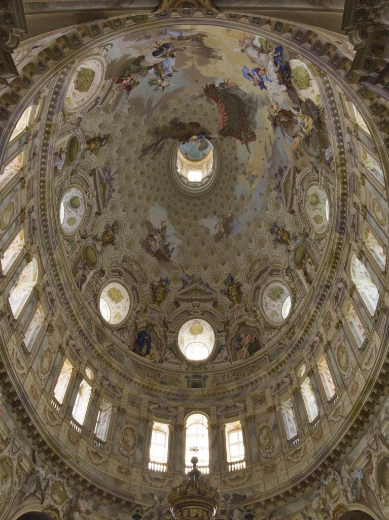 cupola di Vicoforte