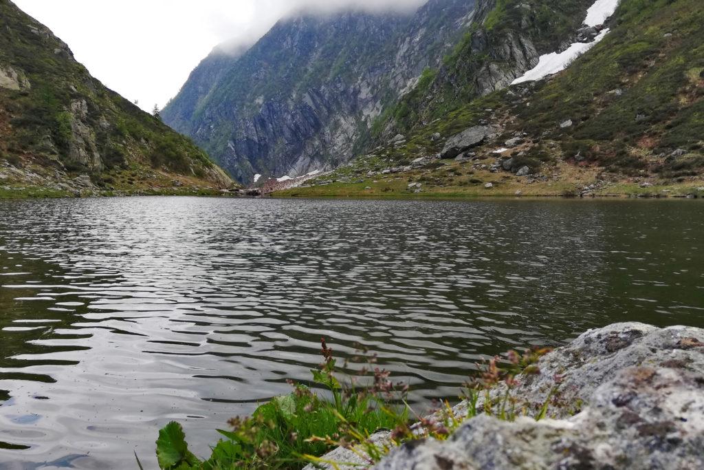 sponda del Lago Baranca