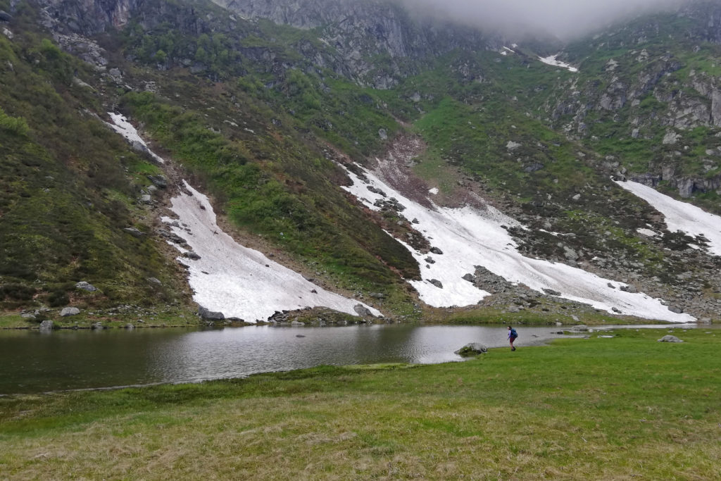 Lago Baranca