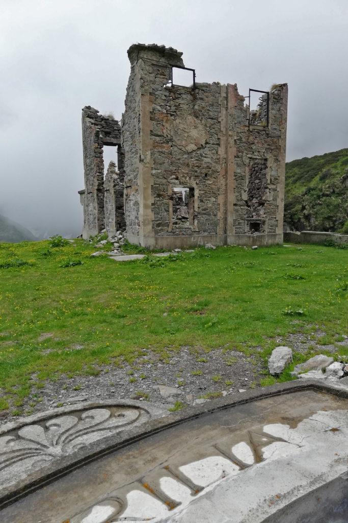 rovine di Villa Aprilia
