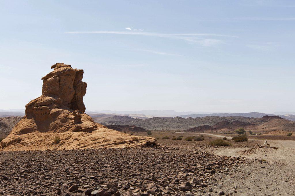 damaraland deserto