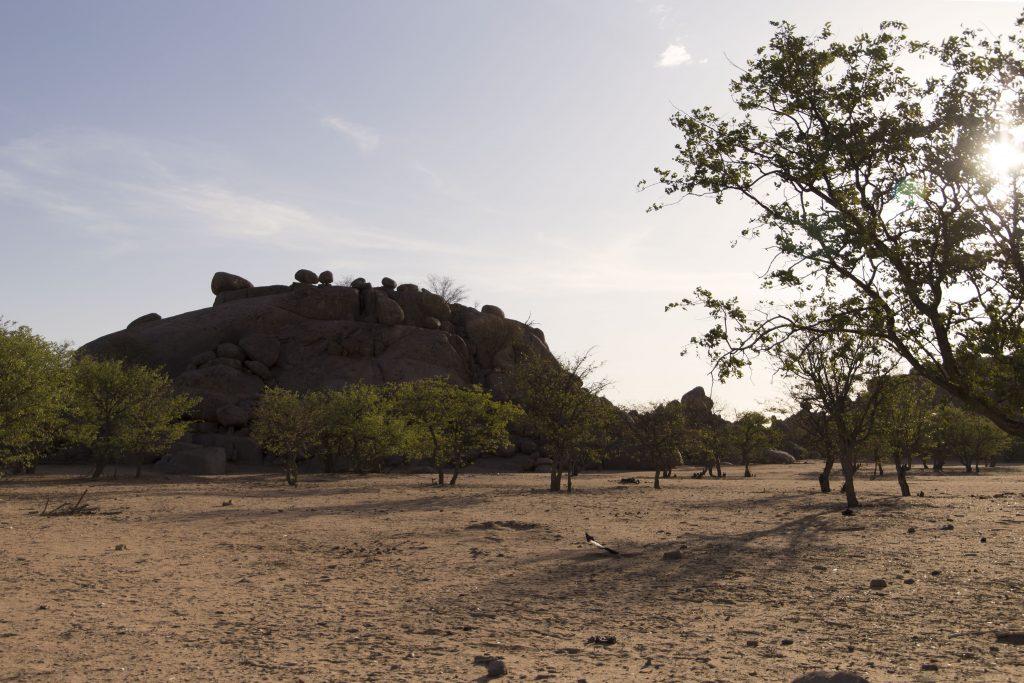Camping Madisa Namibia