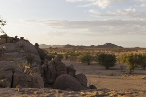 Namibia rocce