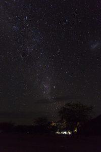 Via lattea Camping Madisa