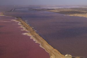 Walvis Bay saline