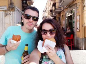 arancini Taormina