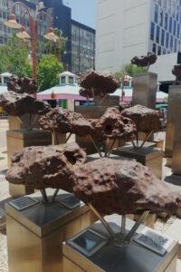Meteorite Gibeon