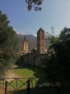 Parco con campanile